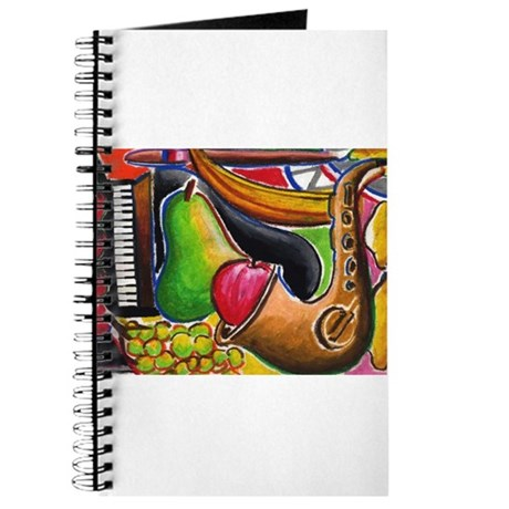 Jazz and Dessert Journal