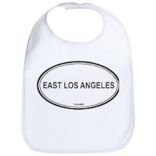 East Los Angeles oval Bib