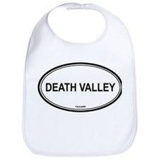 Death Valley oval Bib
