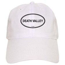 Death Valley oval Baseball Cap