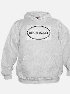 Death Valley oval Hoodie