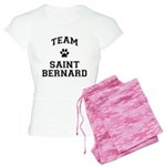 Team Saint Bernard Women's Light Pajamas