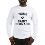 Team Saint Bernard Long Sleeve T-Shirt