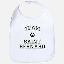 Team Saint Bernard Bib