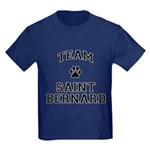 Team Saint Bernard Kids Dark T-Shirt