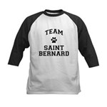 Team Saint Bernard Kids Baseball Jersey