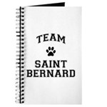 Team Saint Bernard Journal