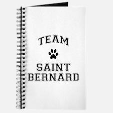 Team Saint Bernard Journal