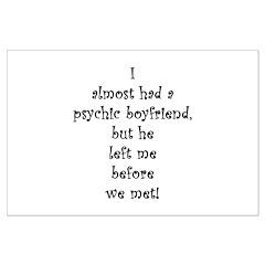 Psychic Boyfriend Posters