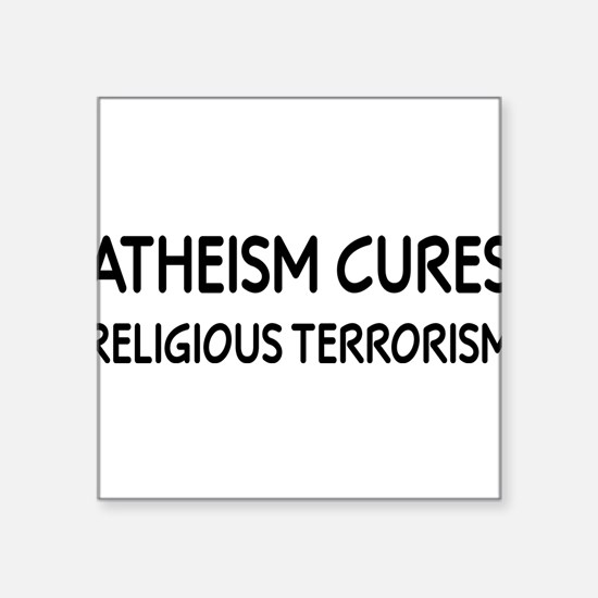 atheismcuresbumper Sticker