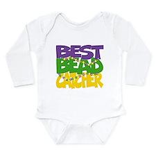 Cute Camp david Long Sleeve Infant Bodysuit