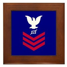 Coast Guard PA1<BR> Framed Tile