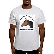 Quarter Horse Ash Grey T-Shirt