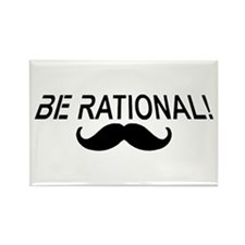 Be Rational! Rectangle Magnet