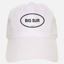 Big Sur oval Baseball Baseball Cap