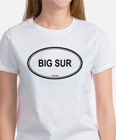 Big Sur oval Tee