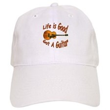 Life Is Good Got A Guitar Hat