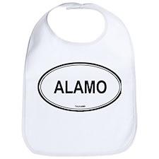 Alamo oval Bib