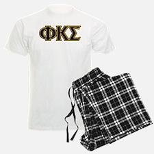 Phi Kappa Sigma Letters Pajamas