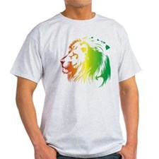 Hawaii Rasta Lion T-Shirt