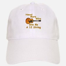 Give Me A 12 String Baseball Baseball Cap