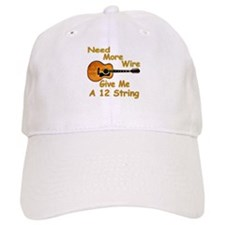 Give Me A 12 String Baseball Cap