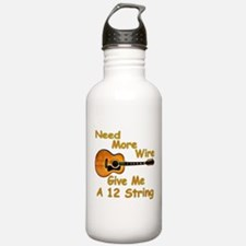 Give Me A 12 String Water Bottle