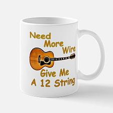 Give Me A 12 String Mug