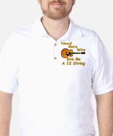 Give Me A 12 String T-Shirt