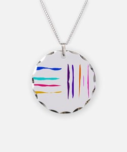 Streamers Necklace