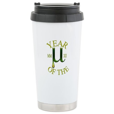 Year of the Mu Stainless Steel Travel Mug
