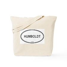 Humboldt oval Tote Bag