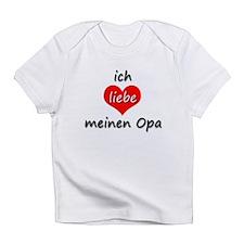 ich liebe meinen Opa I love my grandpa in German I
