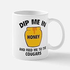 Feed Me To The Cougars Mug