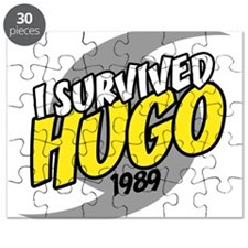 I Survived HUGO Puzzle