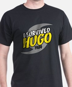 I Survived HUGO T-Shirt