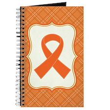 Multiple Sclerosis or Leukemia Ribbon Journal