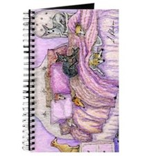 Sighthounds slumber party Journal