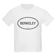 Berkeley oval Kids T-Shirt