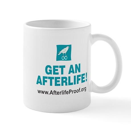 Get An Afterlife - Mug