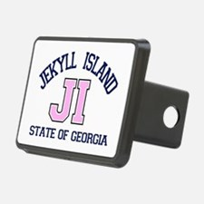 Jekyll Island - Varsity Design. Hitch Cover