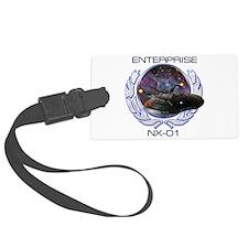 Enterprise NX-01 Luggage Tag