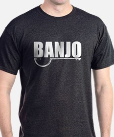 Cool Banjo T-Shirt