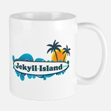 Jekyll Island GA - Surf Design. Mug