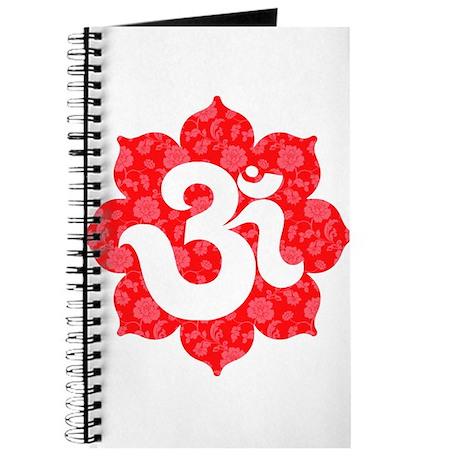YogaGlam.com Om Lotus Journal