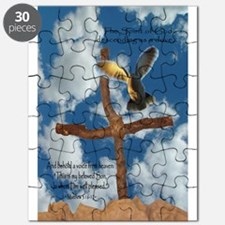 Spirit of God like a Dove Puzzle