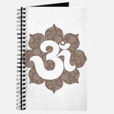 YogaGlam.com Om Lotus Journal