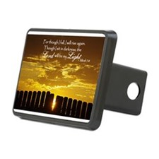 Lord will be my Light Hitch Cover