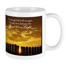 Lord will be my Light Mug