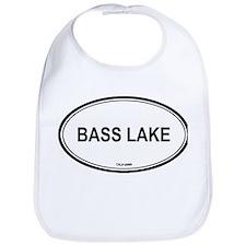 Bass Lake oval Bib